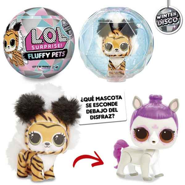 Muñeca LOL Surprise Fluffy Winter Disco - Imagen 2