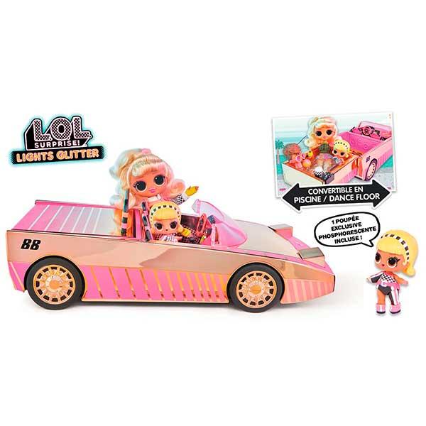LOL Surprise Car-Pool Coupé con Muñeca