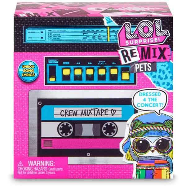 LOL Surprise Remix Pets