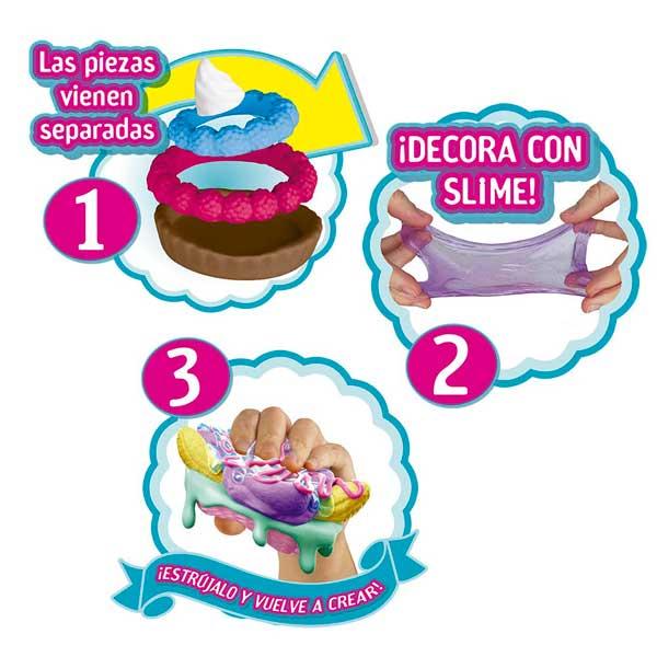 Slimi Café Pastelito Squishies - Imagen 1