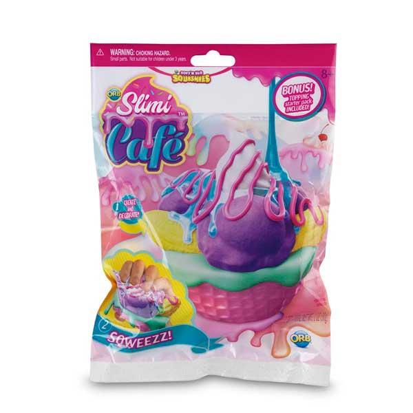 Slimi Café Pastelito Squishies - Imagen 2