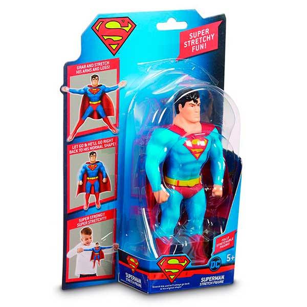 Mini Musculo Superman Liga Justicia DC - Imagen 2