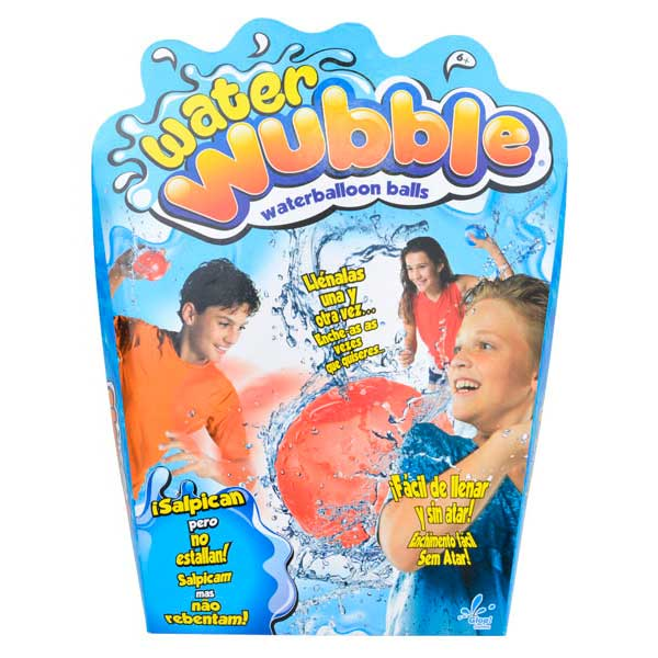 Pack 2 Water Wubble