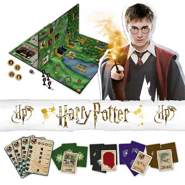 Juego Harry Potter Animales Fantásticos - Imatge 1