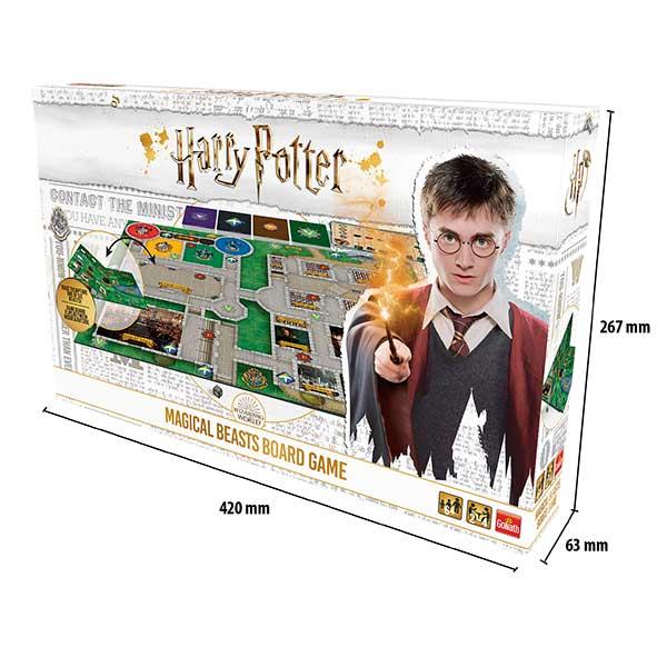Juego Harry Potter Animales Fantásticos - Imatge 4