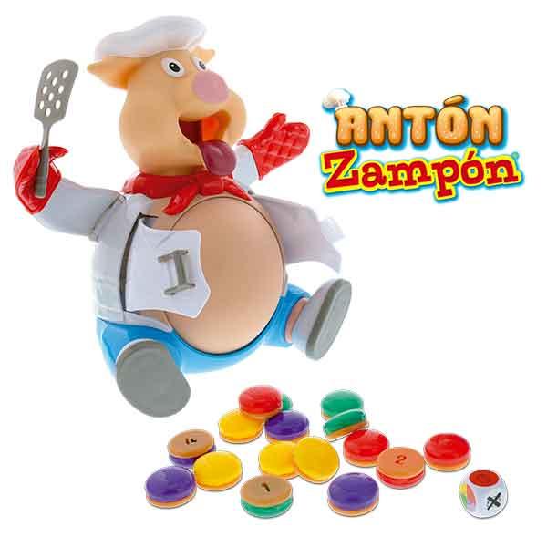 Juego Antón Zampón - Imagen 1