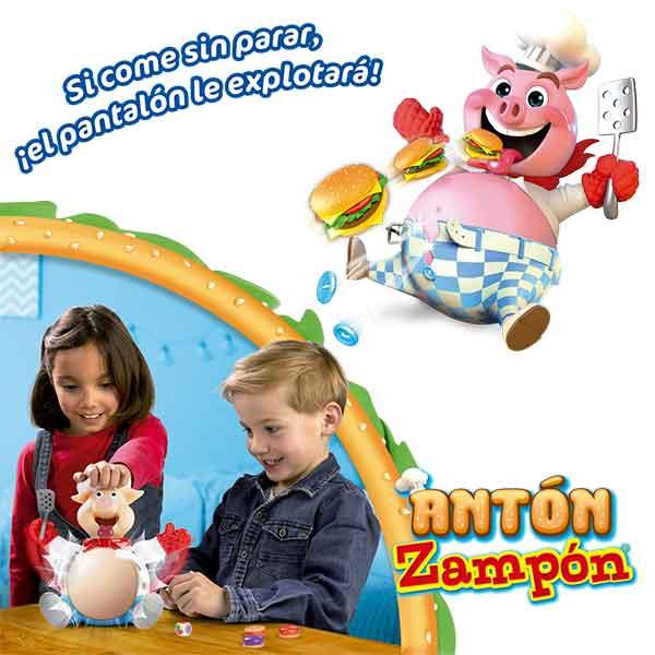 Juego Antón Zampón - Imagen 2