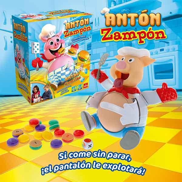 Juego Antón Zampón - Imagen 3