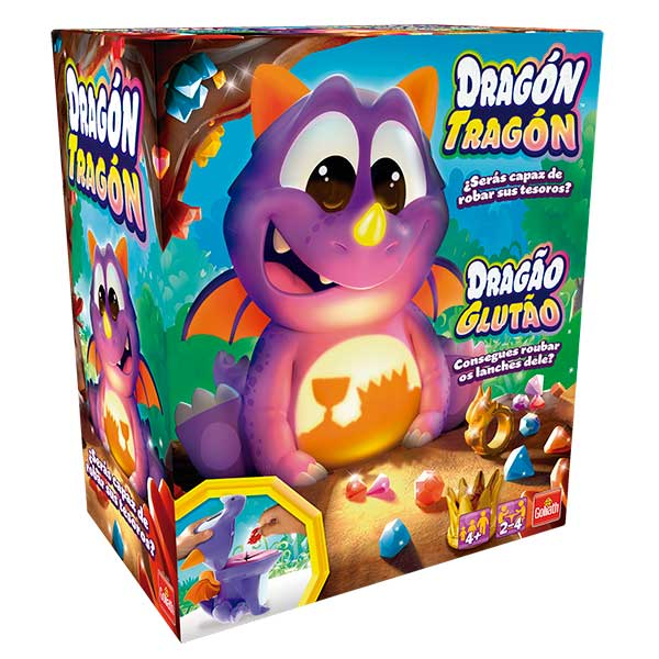 Juego Dragon Tragon