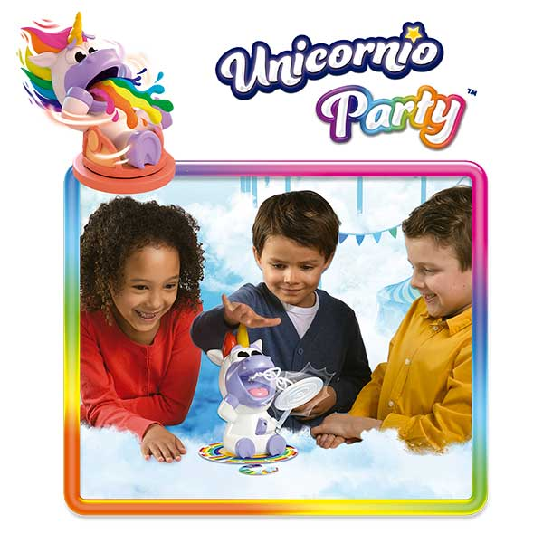 Juego Unicornio Party - Imagen 2