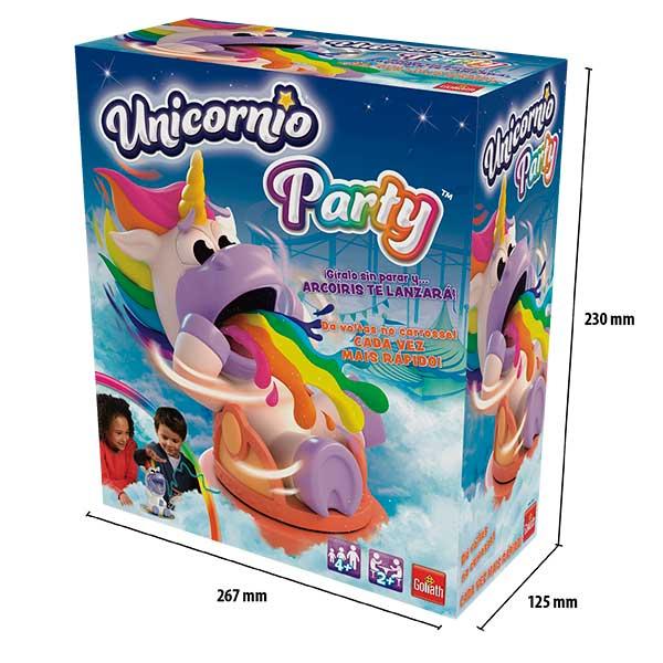 Juego Unicornio Party - Imagen 5