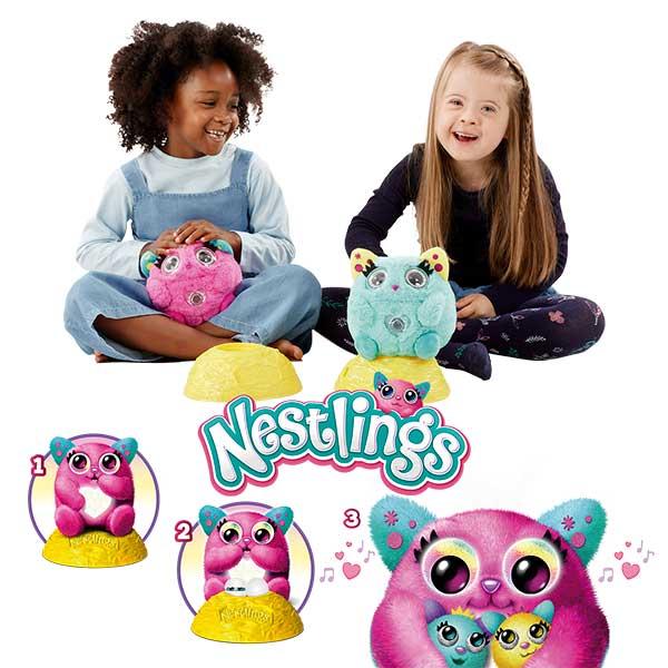 Mascota Nestlings