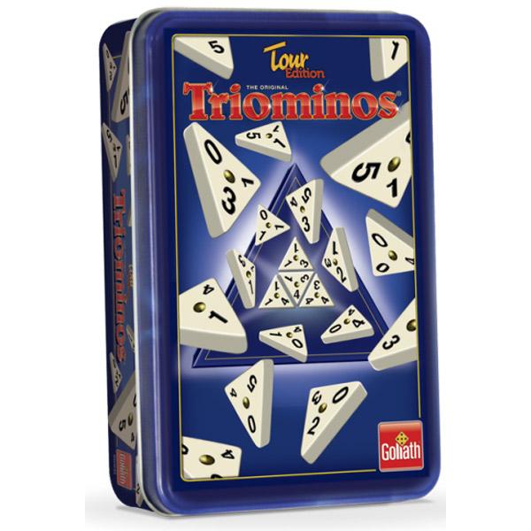 Juego Triominos Tour Edition - Imagen 1