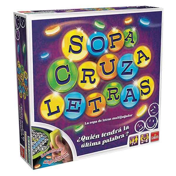 Juego Sopa Cruza-Letras - Imagen 1