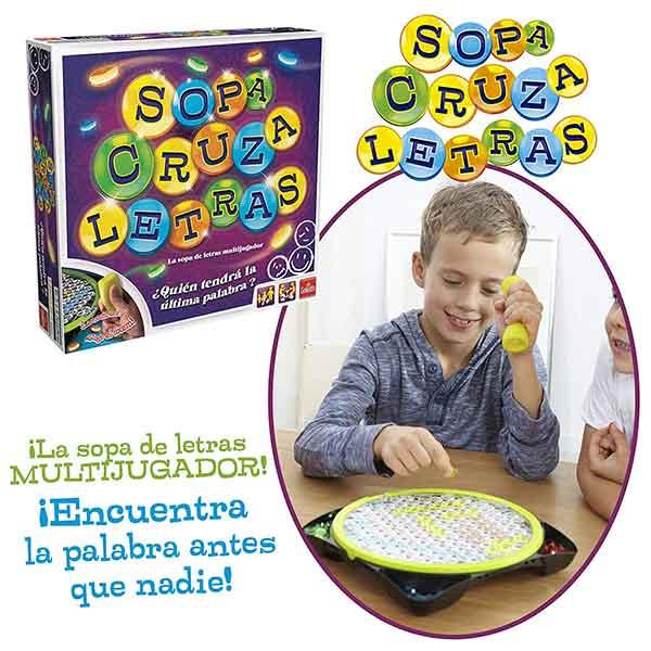 Juego Sopa Cruza-Letras - Imagen 2
