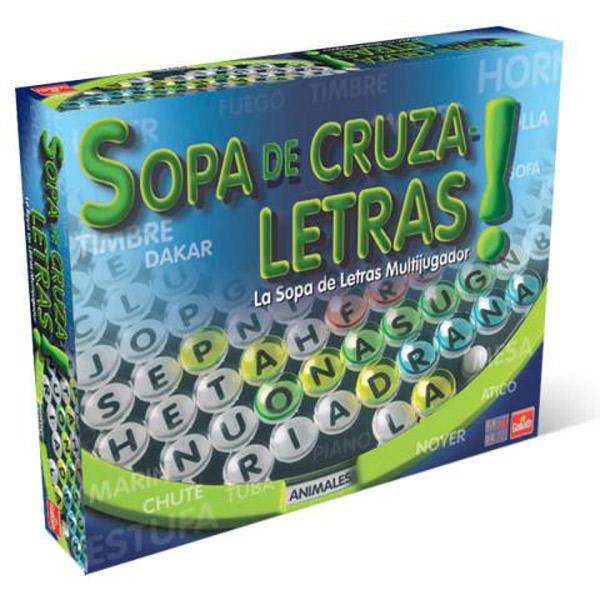 Juego Sopa Cruza-Letras - Imagen 3
