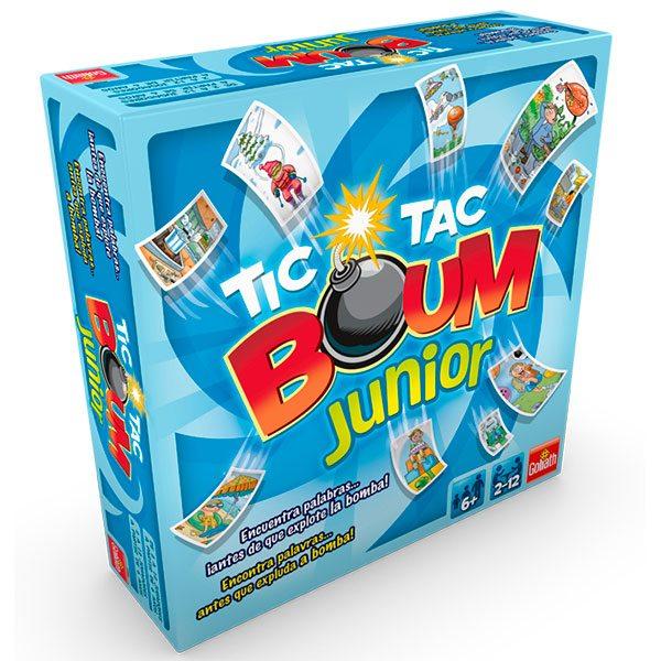 Juego Tic Tac Boum Junior - Imagen 1