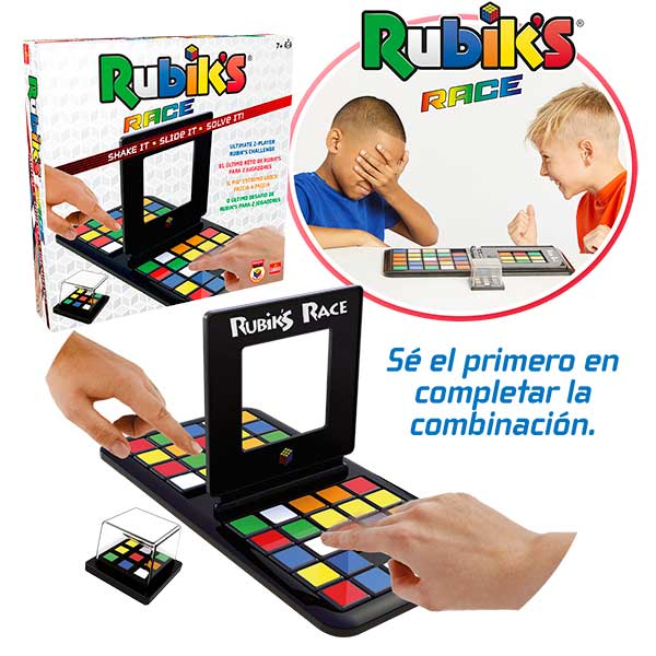 Juego Cub Rubiks Race - Imagen 4