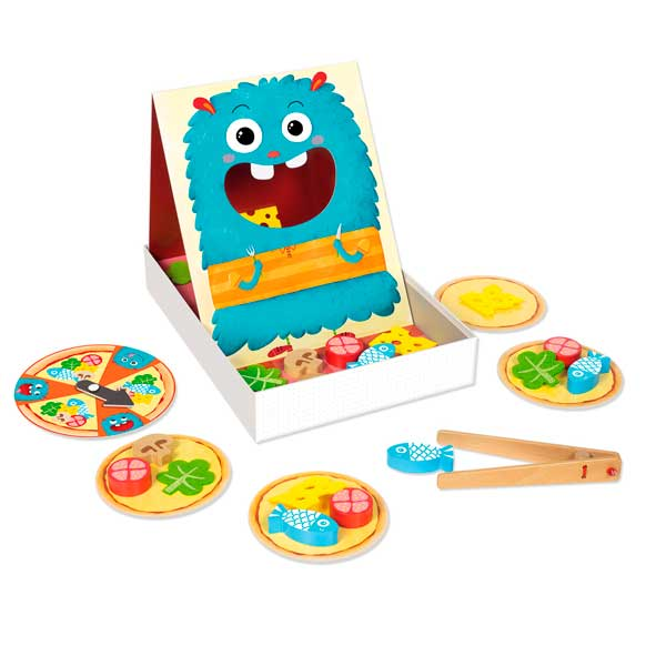 Juego Hungry Monster - Imagen 1