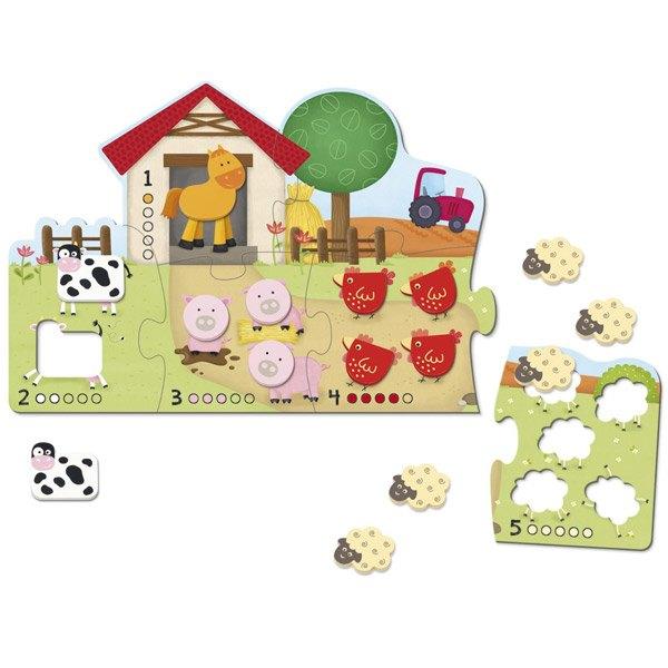 Goula Puzzle 1-5