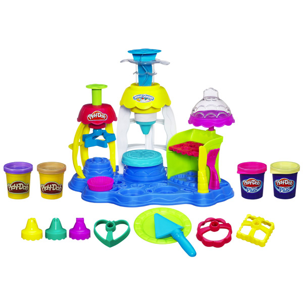 Confiteria Glasé Play-Doh - Imatge 1