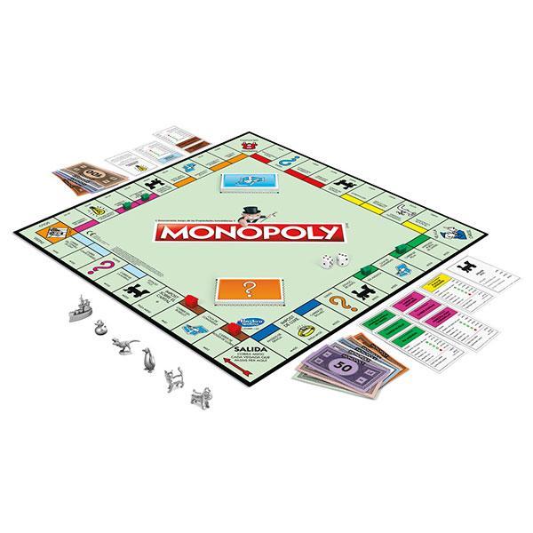 Juego Monopoly Barcelona - Imagen 1