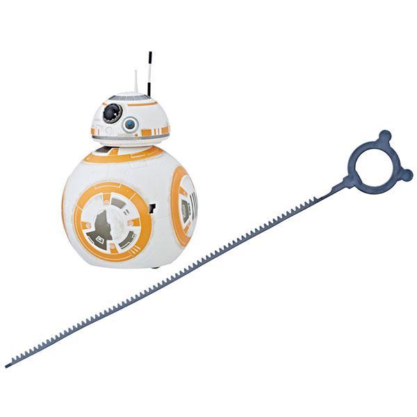 Robot Arrastre y Lanza BB-8