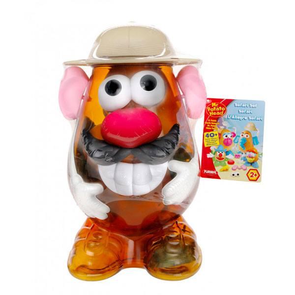 Mr. Potato Safari - Imagen 1