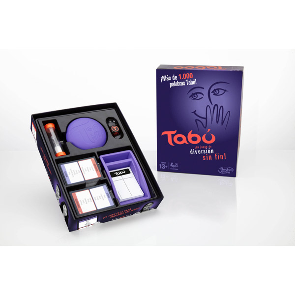 Juego Tabú - Imatge 1