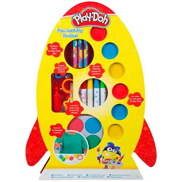 Play-Doh Coete Actividades y Manualidades