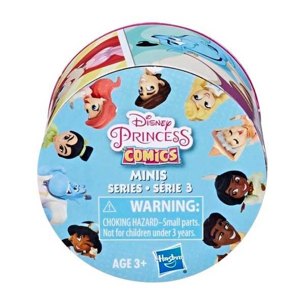 Disney Figura Mini Princesas Comic 5cm - Imagen 1