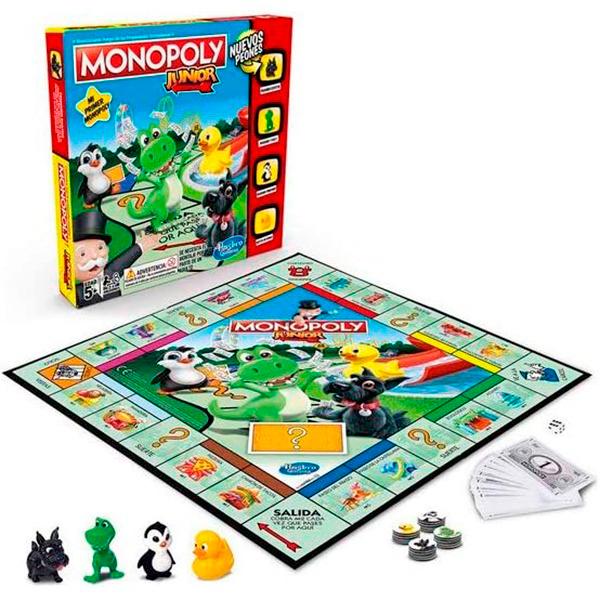 Monopoly Junior - Imatge 1