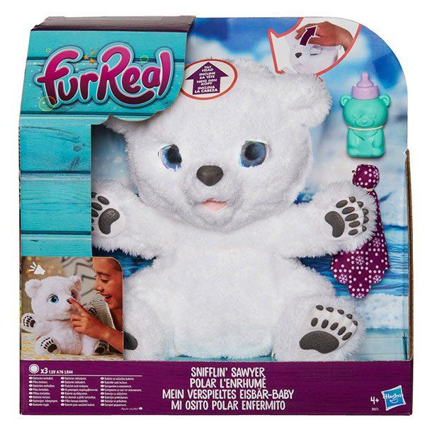 Peluche Oso Polar FurReal Friends
