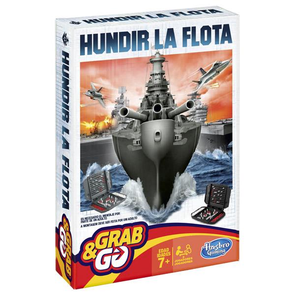 Juego de Viaje Hundir la Flota