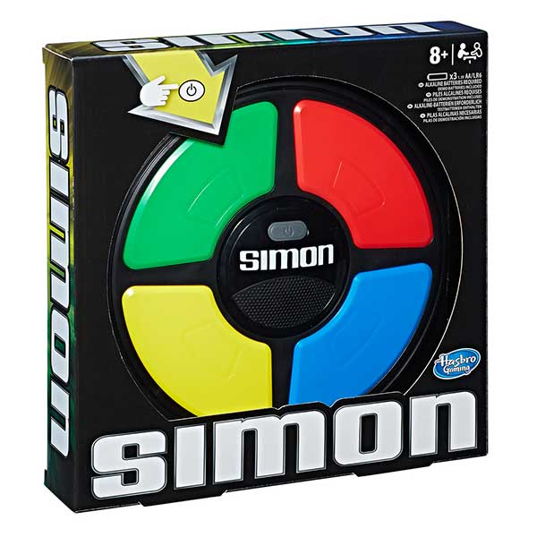 Joc Simon - Imatge 1