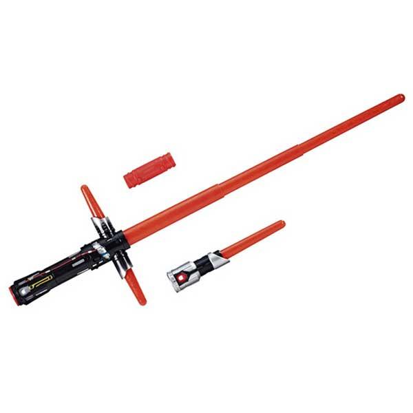 Espada Laser Electronica Kylo Ren Star Wars
