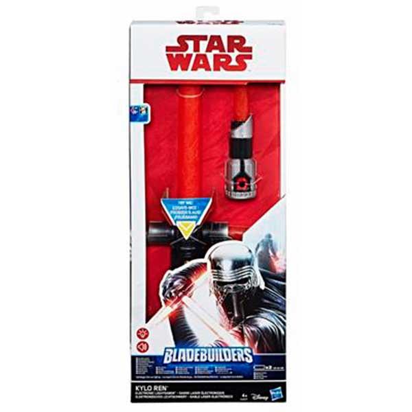 Espada Laser Electronica Kylo Ren Star Wars - Imagen 1
