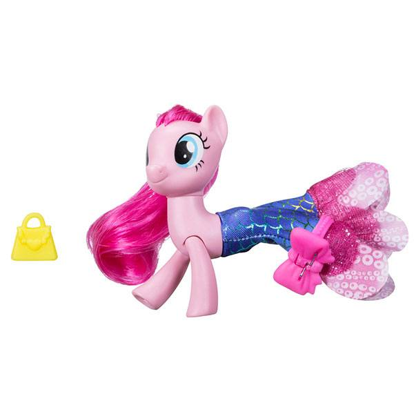 Sirena Pinkie Pie Tierra y Mar My Little Pony - Imagen 1