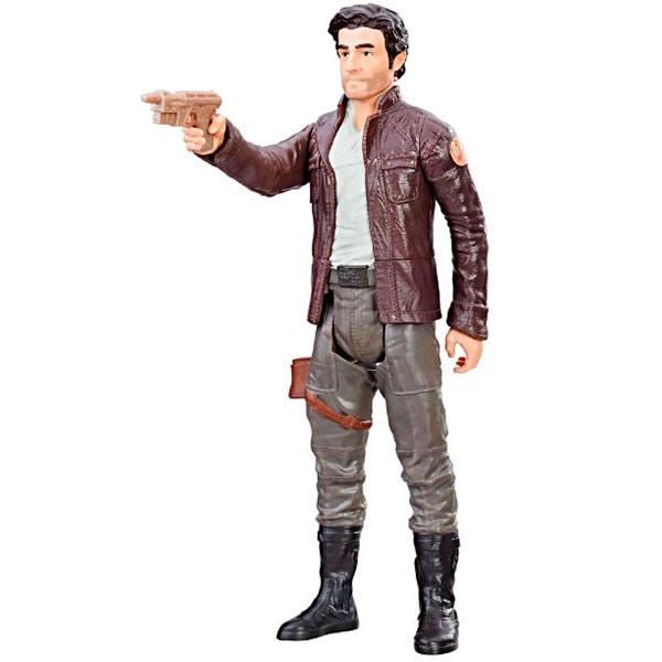 Star Wars Figura Poe Dameron Titan 30cm