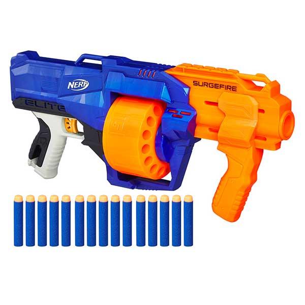 Pistola Nerf Elite N-Strike Surgefire - Imatge 1