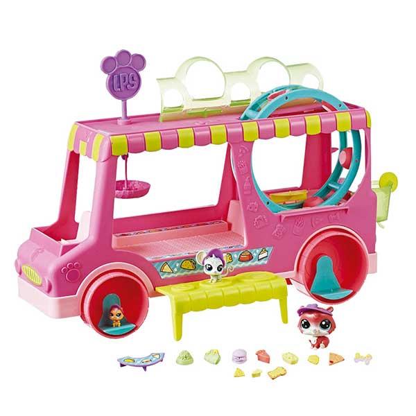 Camión de Delicias Littlest Pet Shop - Imagen 1