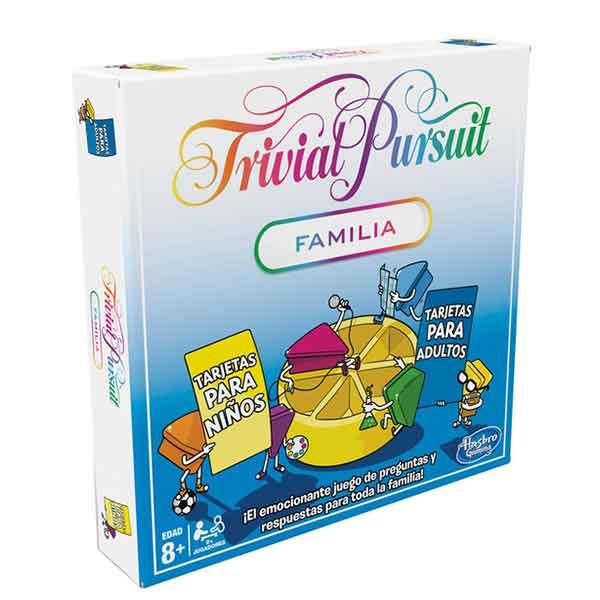 Joc Trivial Pursuit Edicio Familiar - Imatge 1