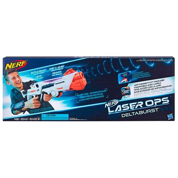 Nerf Laser Ops DeltaBurst Lanzador Láser - Imagen 1