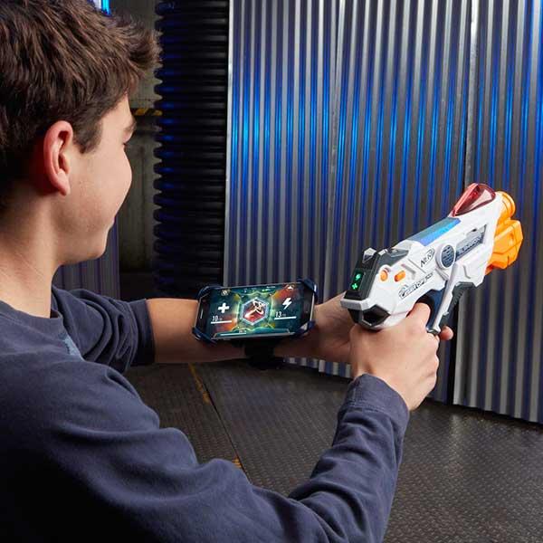 Nerf Laser Ops Alphapoint Lanzador Láser - Imagen 2