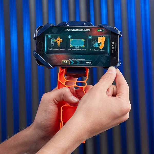 Nerf Laser Ops Alphapoint Lanzador Láser - Imagen 3