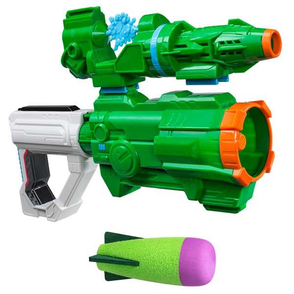Lanzador Hulk Nerf Assembler Gear
