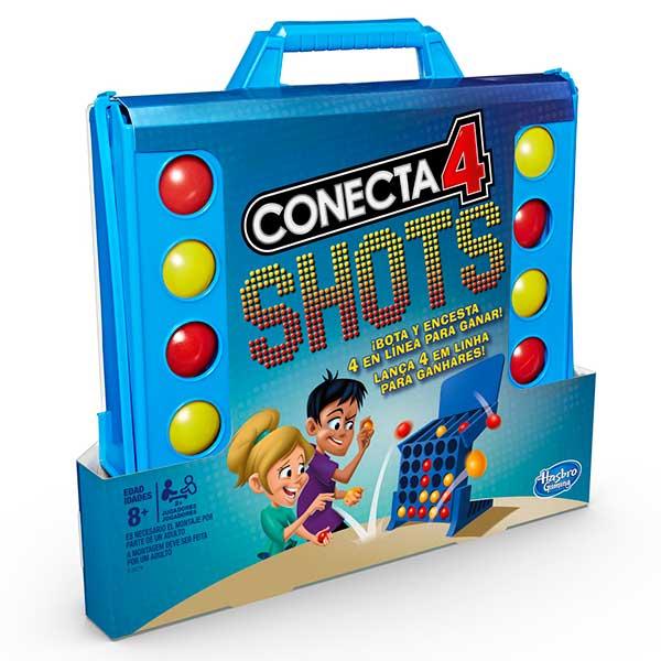 Juego Conecta 4 Shots - Imagen 1