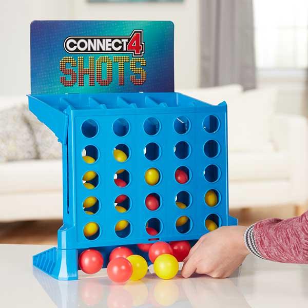 Juego Conecta 4 Shots - Imagen 3