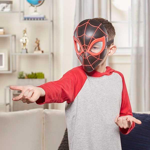 Spiderman Máscara Miles Morales - Imagen 2
