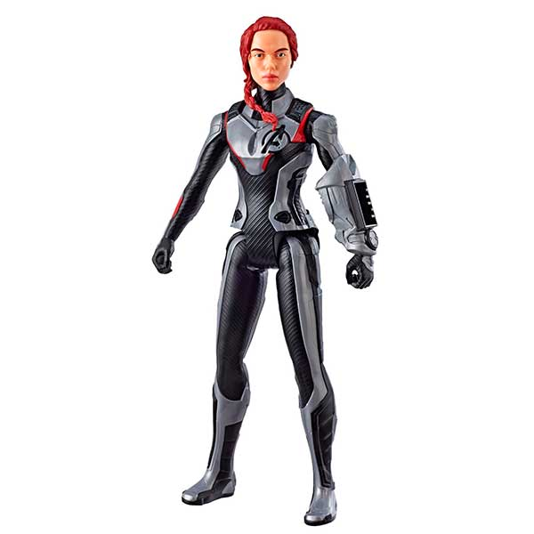 Marvel Figura Black Widow Power FX 30cm - Imagen 1